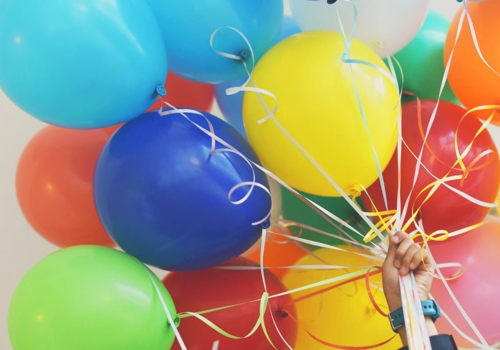 Metaphor in EMDR practice - A Room Full of Balloons